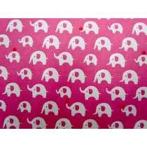 Apple Elephants- Pink