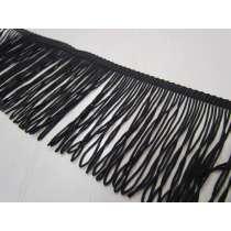 Black Fringe- 10cm