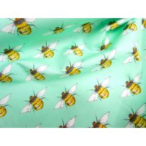 Blossom Bees- Green