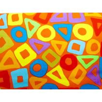 Brandon Mably Puzzle- Orange