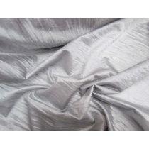 Futura Semi Sheer Faille- Silver