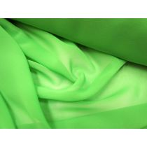 112cm Chiffon- Emerald