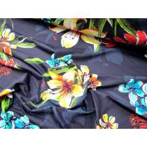 Laurie's Hawaiian Spandex- Blue