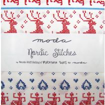 Moda Nordic Stitches Promo Pack