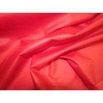 Waterproof Polyester- Red