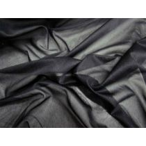Sheer Black Interfacing