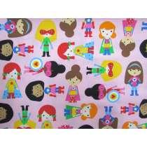 Super Kids #55- Pink