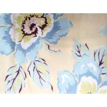 Amy Butler- Gypsy Caravan- Wild Poppy- Blue