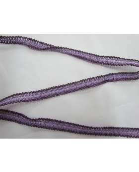 Ripple Stretch Trim- Purple