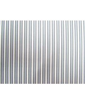 A Day In The Country- Ticking Stripe- Grey