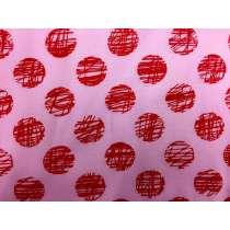 Hey Dot #04- Pink