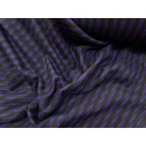 Birchall Stripe Wool Flannel