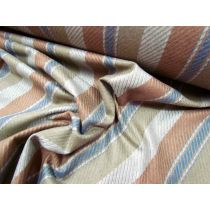 Diago Country Stripe Wool Flannel