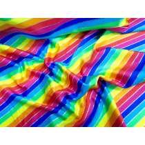 Rainbow Foil Spot Spandex