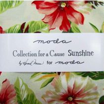 Moda Collection for a Cause- Sunshine Charm Pack