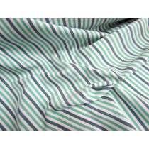 Adam's Summer Stripe Suiting