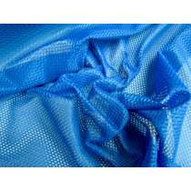Basket Ball Mesh- Eel Blue