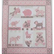 Sweet Dreams Lily- Quilt Pattern