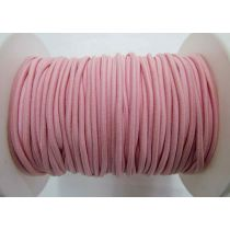 Bungee Cord Elastic- Light Pink