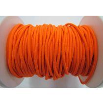 Bungee Cord Elastic- Fluro Orange