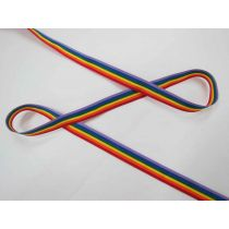Rainbow Ribbon- 15mm
