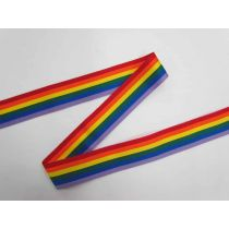 Rainbow Ribbon- 35mm