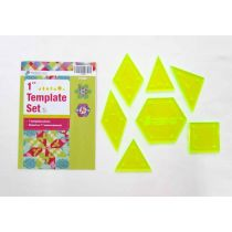 1inch Patchwork Template Set