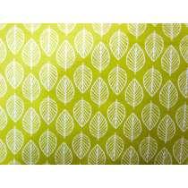 Modern Retro- Leaf- Green