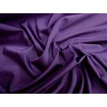 Shiny Spandex- Rich Purple