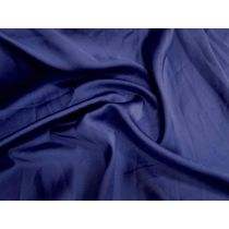 Light Stretch Satin- Indigo