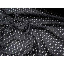 Colosseum Lace Knit- Black