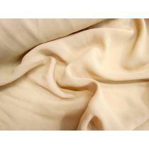 Textured Stripe Chiffon- Salted Caramel