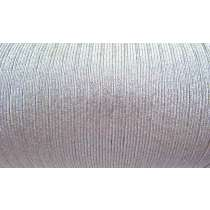 6mm Silver Metallic Elastic