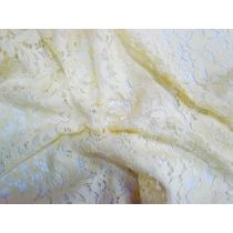 Holly Days 1.6m Lace Panel- Short Bread