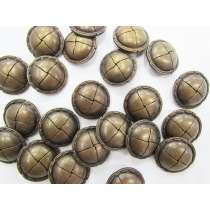 Metal Look Fashion Buttons- FB067