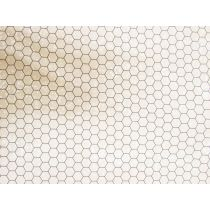 Chicken Wire Cotton- Natural