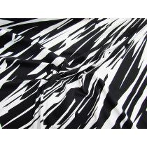 Fracture Spandex- Black/White