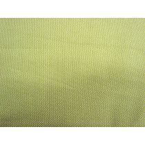 A Day In The Country- Pindot- White on Army Olive Green