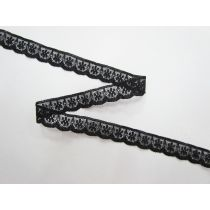 Soft Daisy Scallop Lace Trim
