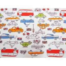 Traffic Sketch Cotton