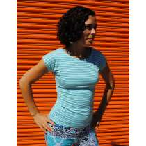 Basic Tee Downloadable Pattern- Sizes 6-20