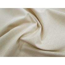 Linen Cotton Blend- Natural