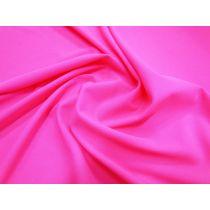 Slinky Jersey Lining- Fluro Pink
