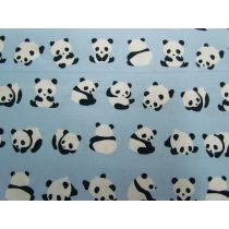 Panda Play Cotton- Blue