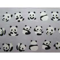 Panda Play Cotton- Grey
