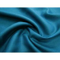 Linen- Peacock Blue