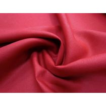 Linen- Ruby Red