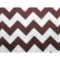 Medium Chevron- Brown #90