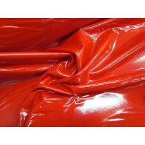 2way Stretch PVC Vinyl- Red