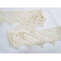 Dolly Bird Cotton Blend Lace- Latte